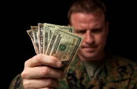 я военный хочу взять кредит наличными служу за границей