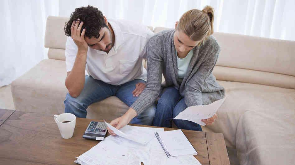 задолженность в кредитах и платить нечем