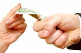 алименты на деньги взятые в кредит
